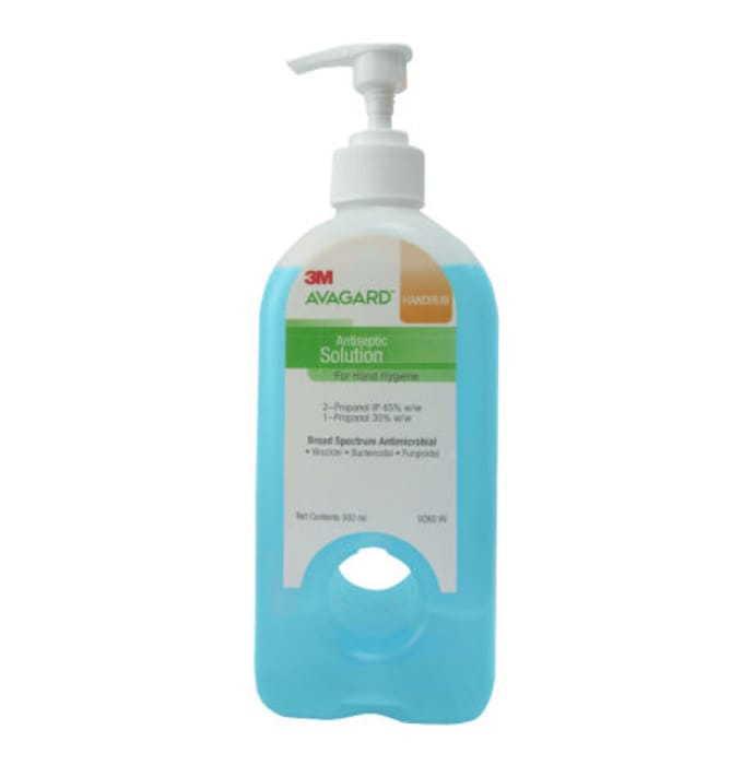 3m avagard handrub antiseptic solution