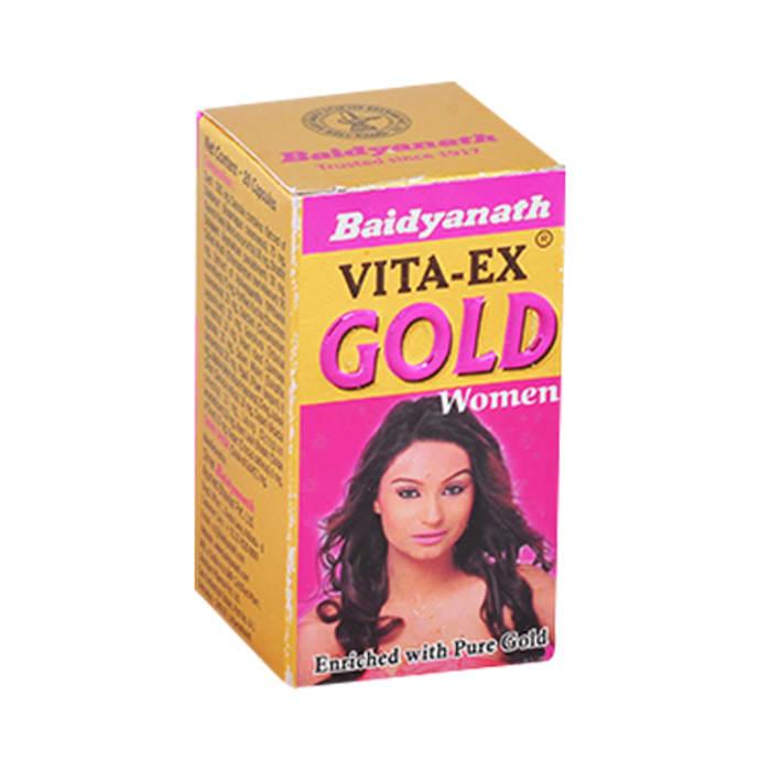 Baidyanath vita ex gold women capsule