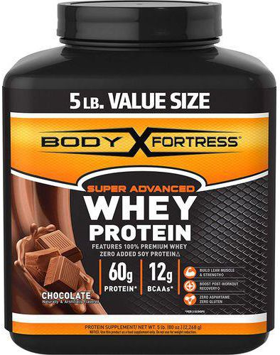 Body Fortress Whey Protein 5Lbs