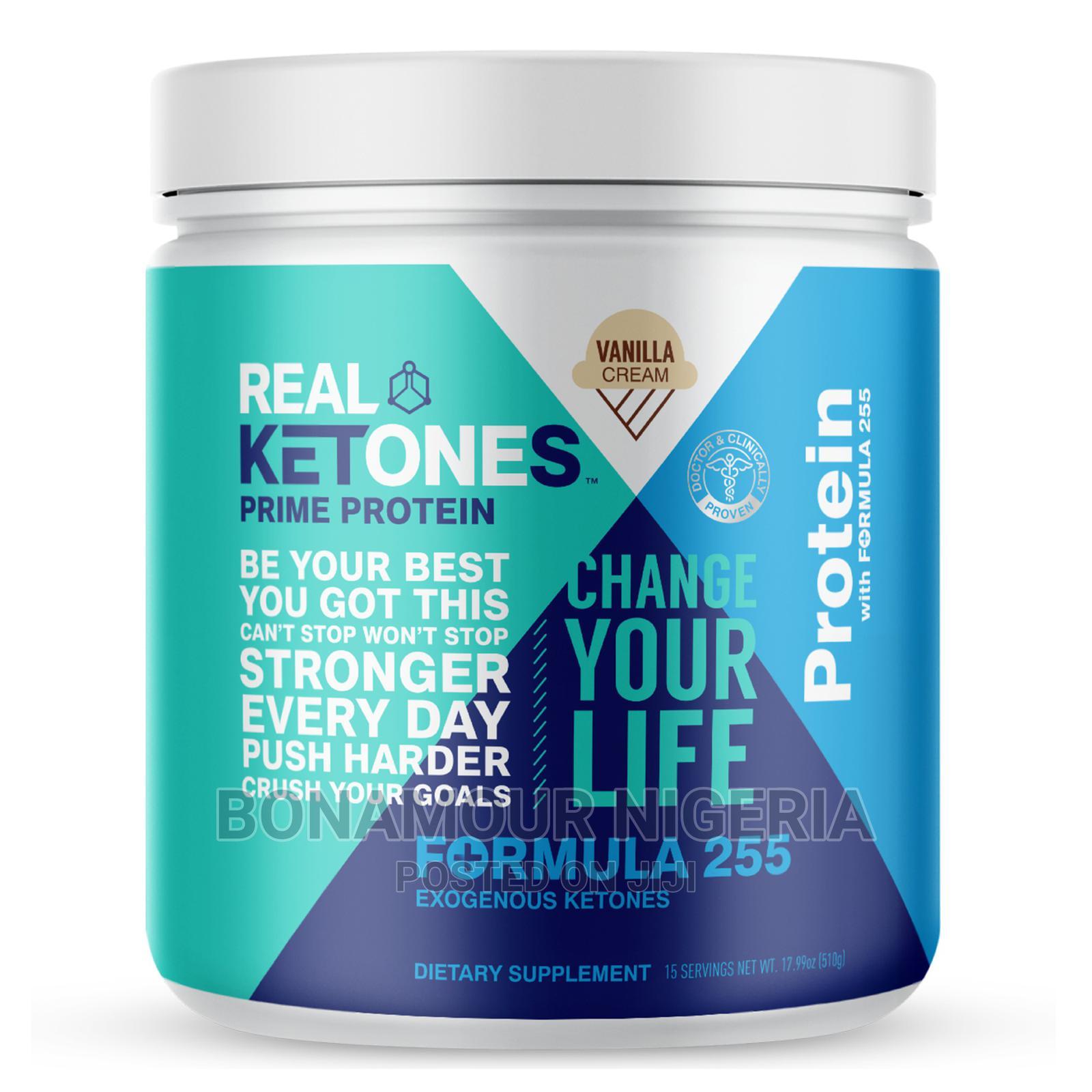 Real Ketones Prime Protein 510g
