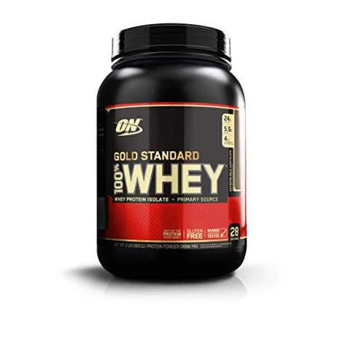 Optimum Nutrition Gold Whey Protein 2Lbs