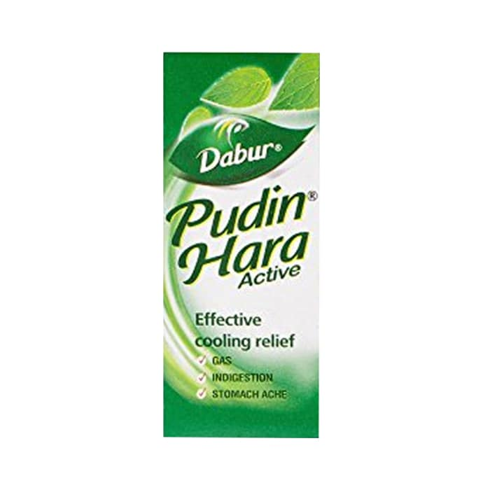 Dabur pudin hara active liquid pack of 3