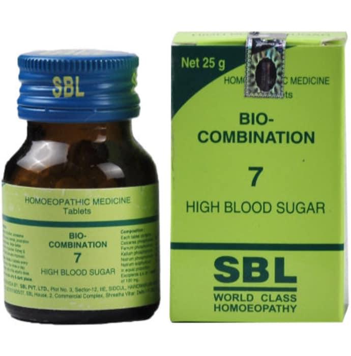 SBL Bio-Combination 7 Tablet