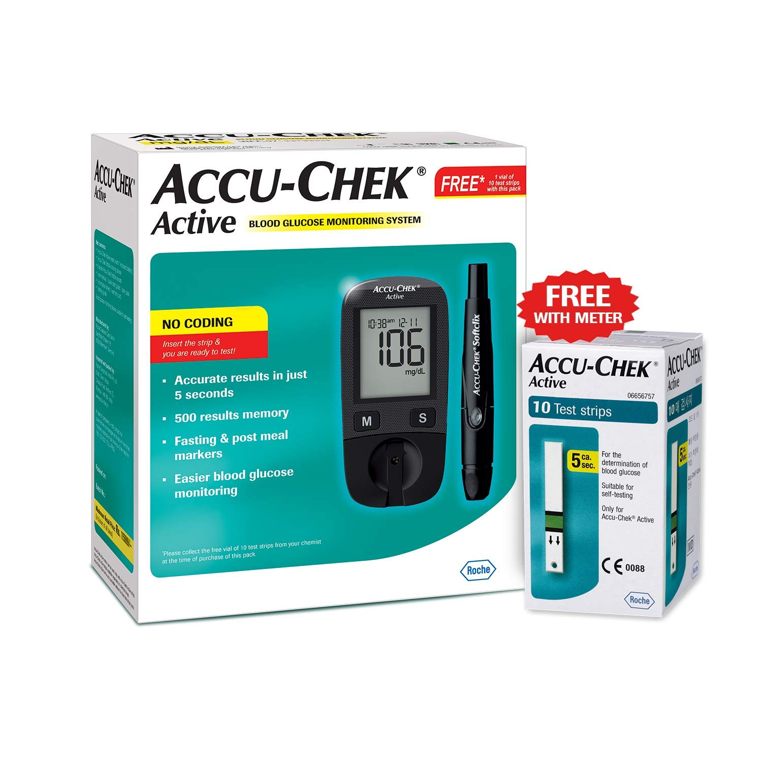 ACCUCHEK ACTIVE MACHINE