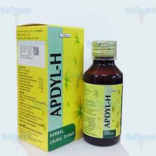 APDYL-H 100ML HERBAL COUGH SYRUP