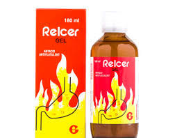 RELCER GEL 180ML ANTACID