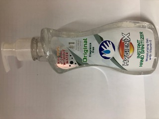 HAND SANITIZER 400ML GEL HYGIENIX