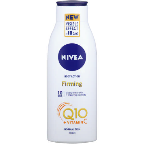 NIVEA LOTION Q10 WITH VITAMIN C FIRMING 400ML