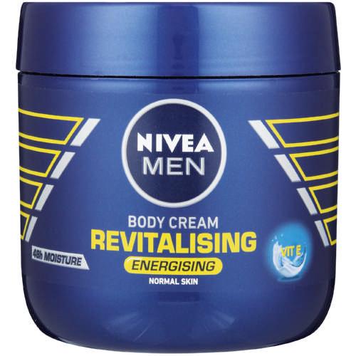 NIVEA REVITALISING CREAM FOR MEN 400ML