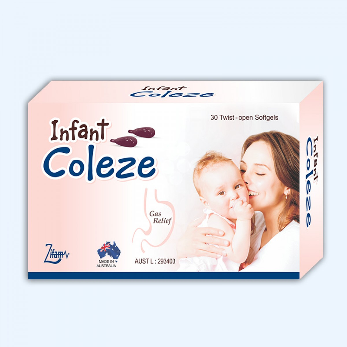 INFANT COLEZE 30s SOFTGEL CAPSULES