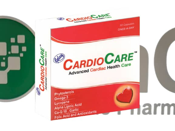 CARDIOCARE 30s TABLET