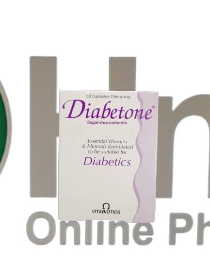 DIABETONE ORIGINAL 30s TABLET