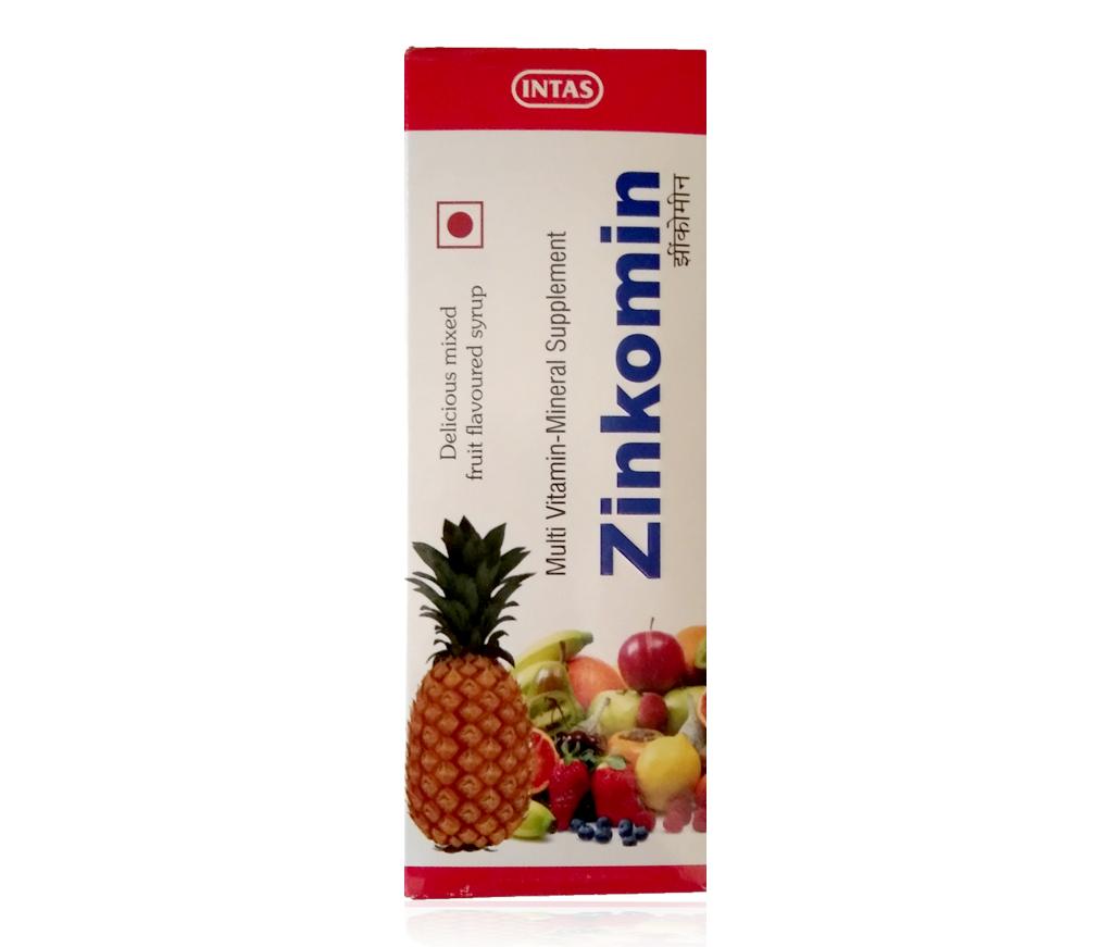Zinkomin Syrup