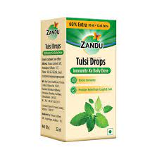 Zandu Tulsi Drop