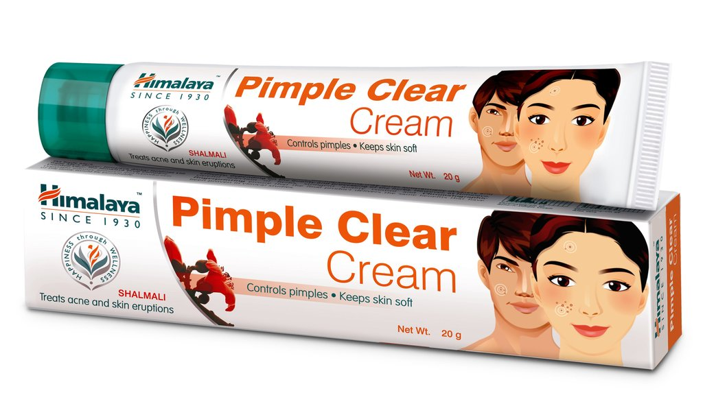Himalaya Pimple Clear Cream 20 gm