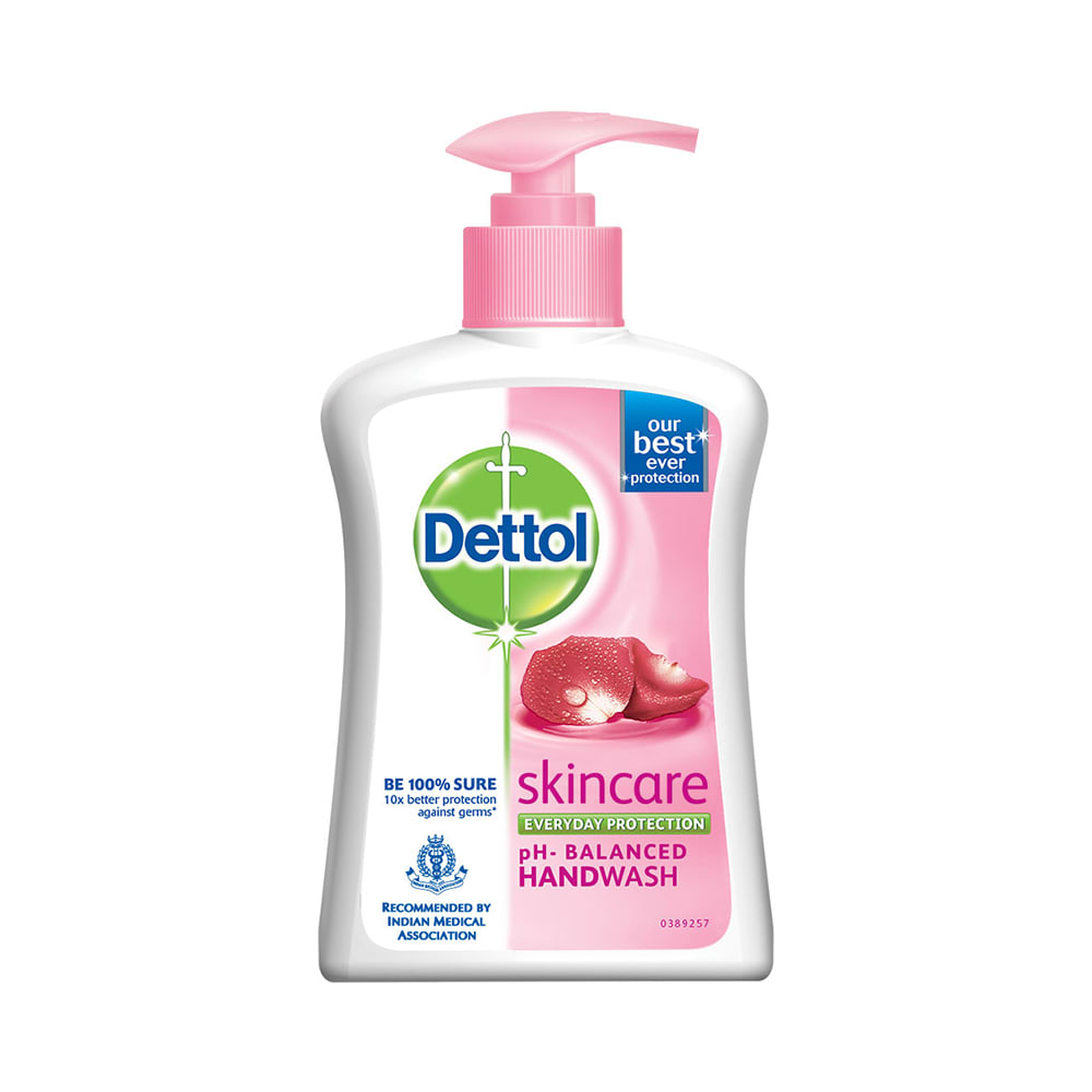 Dettol Skincare Handwash 200ml
