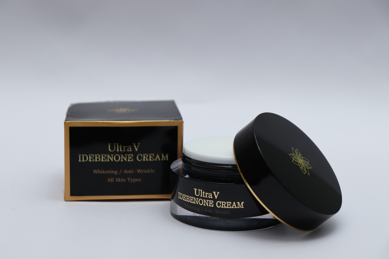 Ultra V Idebenone Whitening/Anti-Wrinkle