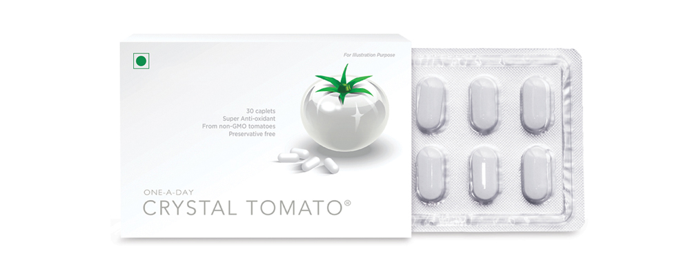 Crystal Tomato® supplements