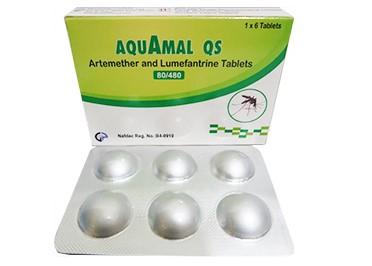 Aquamal QS x 6 Tablets