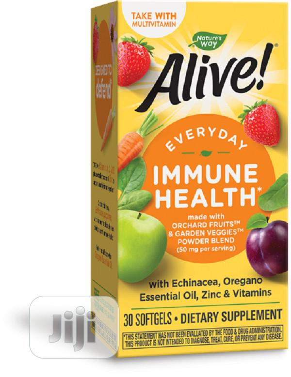 Naturesway Alive Immune Health x 30 Sgels
