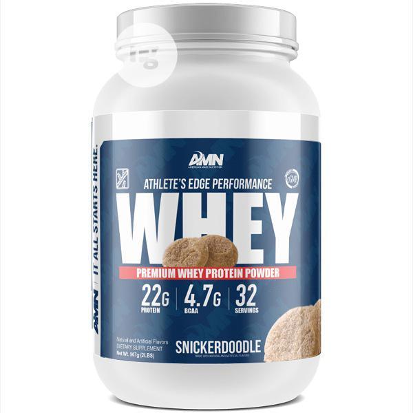 AMN Whey Protein  2Lbs