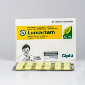Lumartem 20/120 - 24 Tablets
