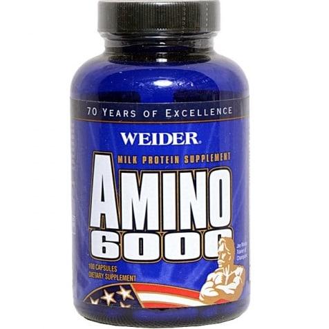 Weider Amino 6000 * 100 Caps