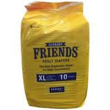 Friends Economy Adult Diaper XL