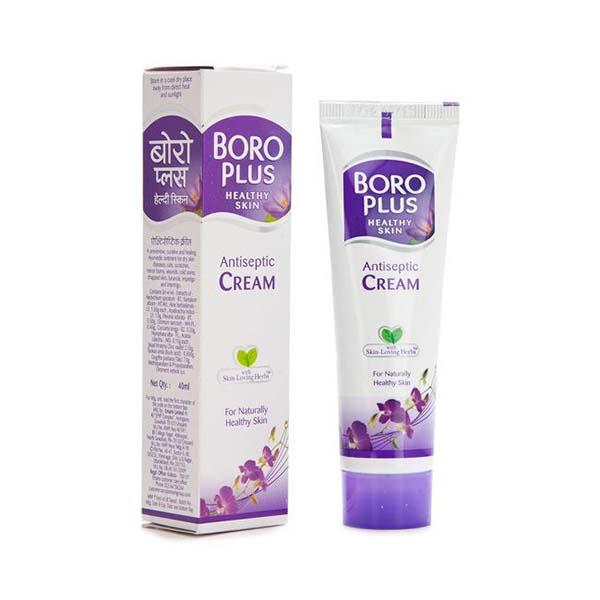 Boro Plus Antiseptic Cream.