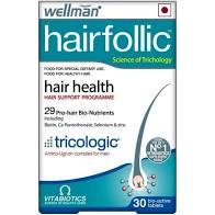 Wellman hairfollic tablet.